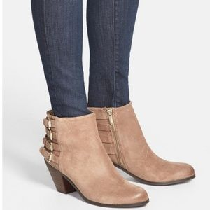 Sam Edelman Lucca Ankle Boots